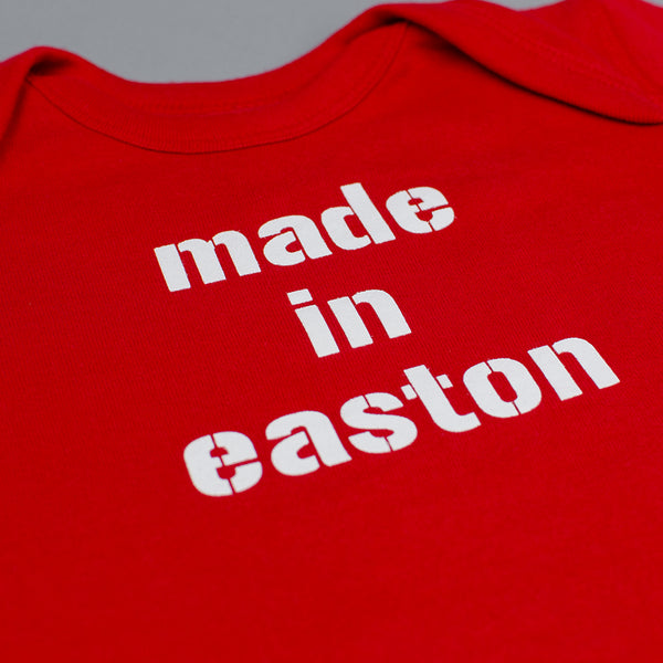 Made In Easton Onesie