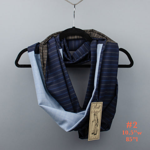 Infinity Well Suited Scarves - SALE