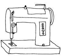 Mercantile Home Ec Class: Sewing Machine Basics (June 30)