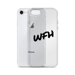 WFH iPhone Case — Black