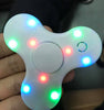 Fidget Spinner with LED Light and Bluetooth Speaker