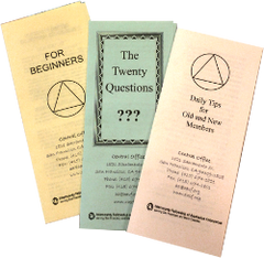Locally Produced Pamphlets