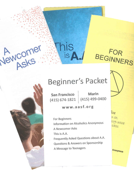 Beginner's Packet (SF & Marin)