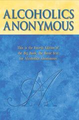 Alcoholics Anonymous 4th Edition (Hardcover)