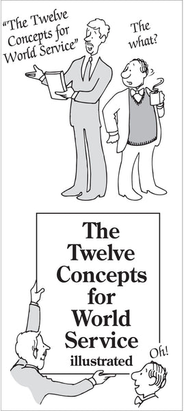 The Twelve Concepts Illustrated