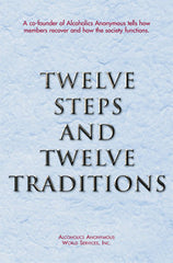 Twelve Steps and Twelve Traditions (Softcover)