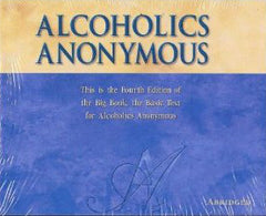 Alcoholics Anonymous CD Abridged