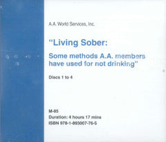 Living Sober on CD