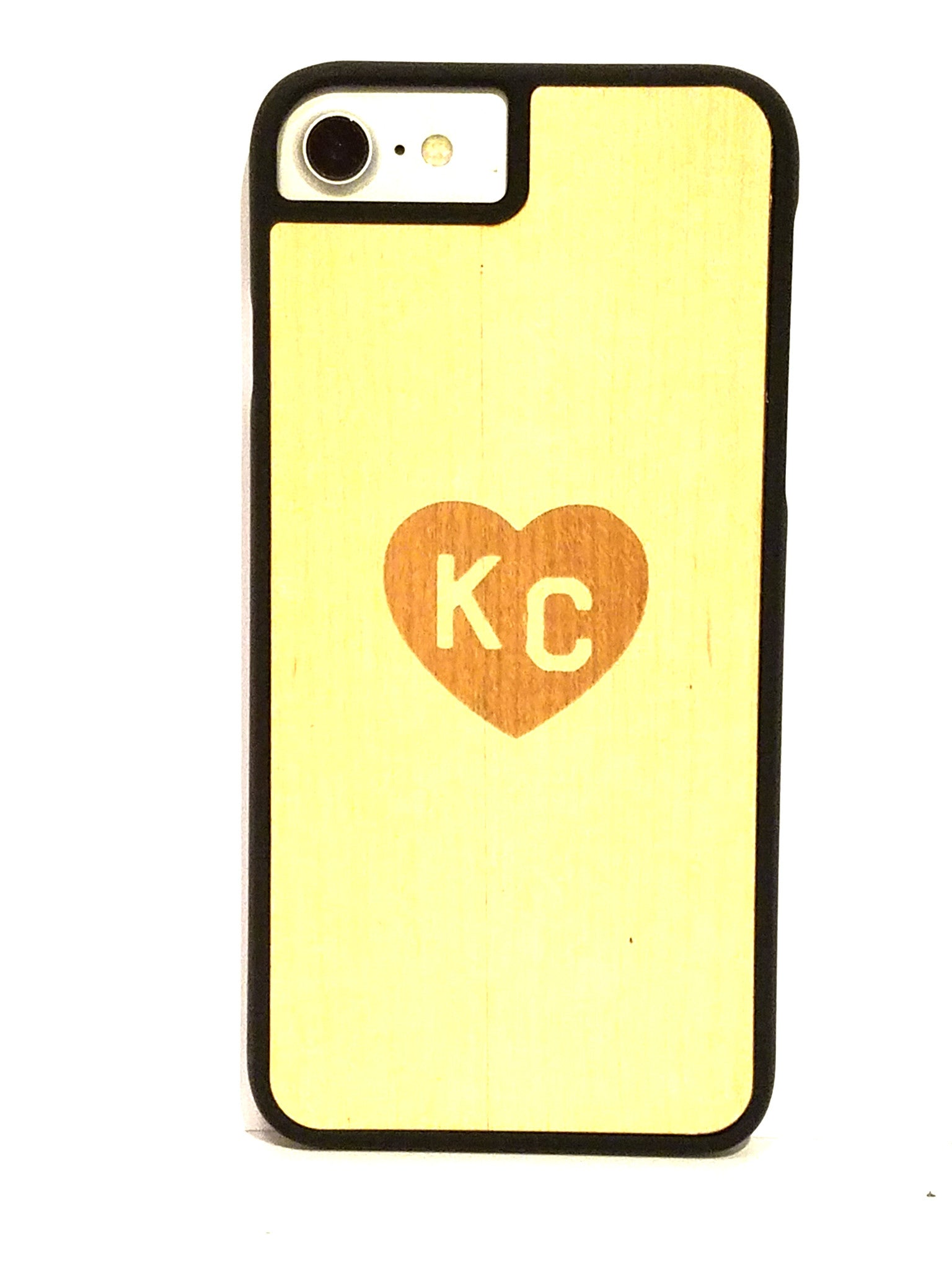 "Maple ""Heart KC"" snap case for iPhone 7"
