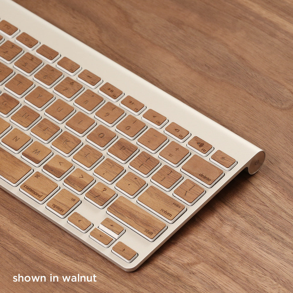 Lazerwood Keys for Apple Wireless Keyboards