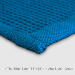 The Eiffel Baby Towel Blanket (4-Pack)