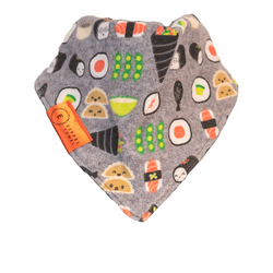 Wasabi Time Baby Infant Bib