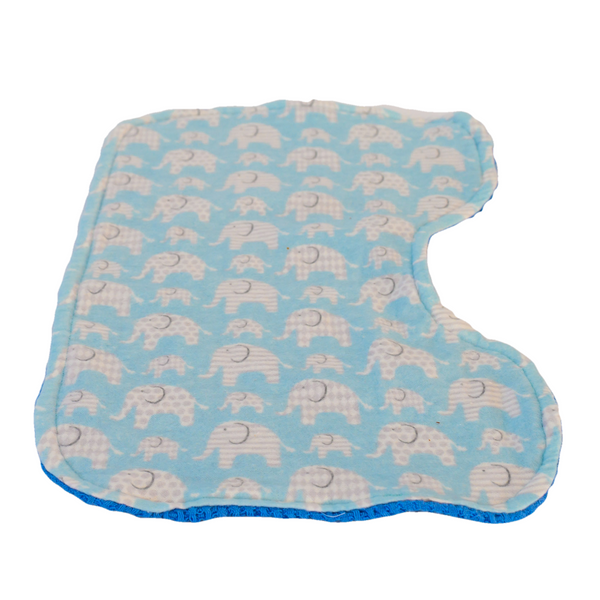 Jumbo Mumbo No. 5 Infant Burp Cloth