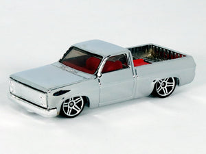 House Of 164 - Diecast - 83 Chevy Silverado - Plastic Base