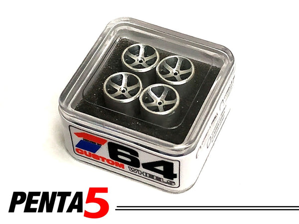 House Of 164 - Wheels - PENTA5 - aluminum - aluminum