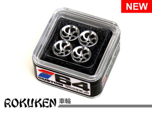House Of 164 - Wheels - ROKUKEN - aluminum -