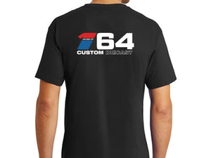 House Of 164 - Gear - H164 T-Shirt Black -