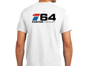 House Of 164 - Gear - H164 T-Shirt White -