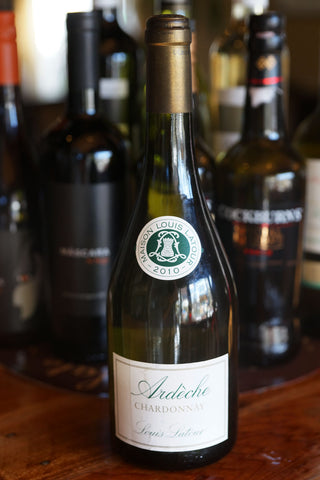 We proudly serve Ardeche Chardonnay at the Bittersweet