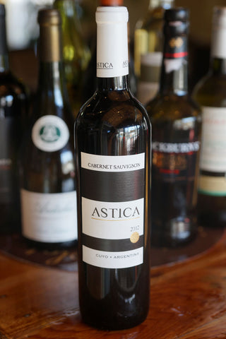 Astica Cabs hail from Argentina and are available at the Bittersweet in Louisville, CO