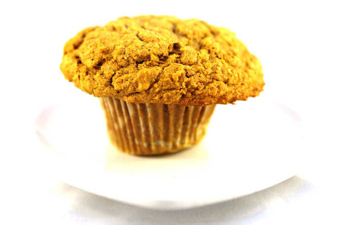 Get your all-natural muffin, with pumpkin and spice at the Bittersweet Cafe in Louisville