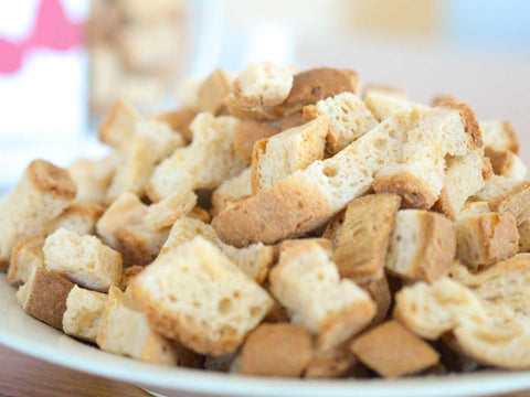 bread cubes for stuffing