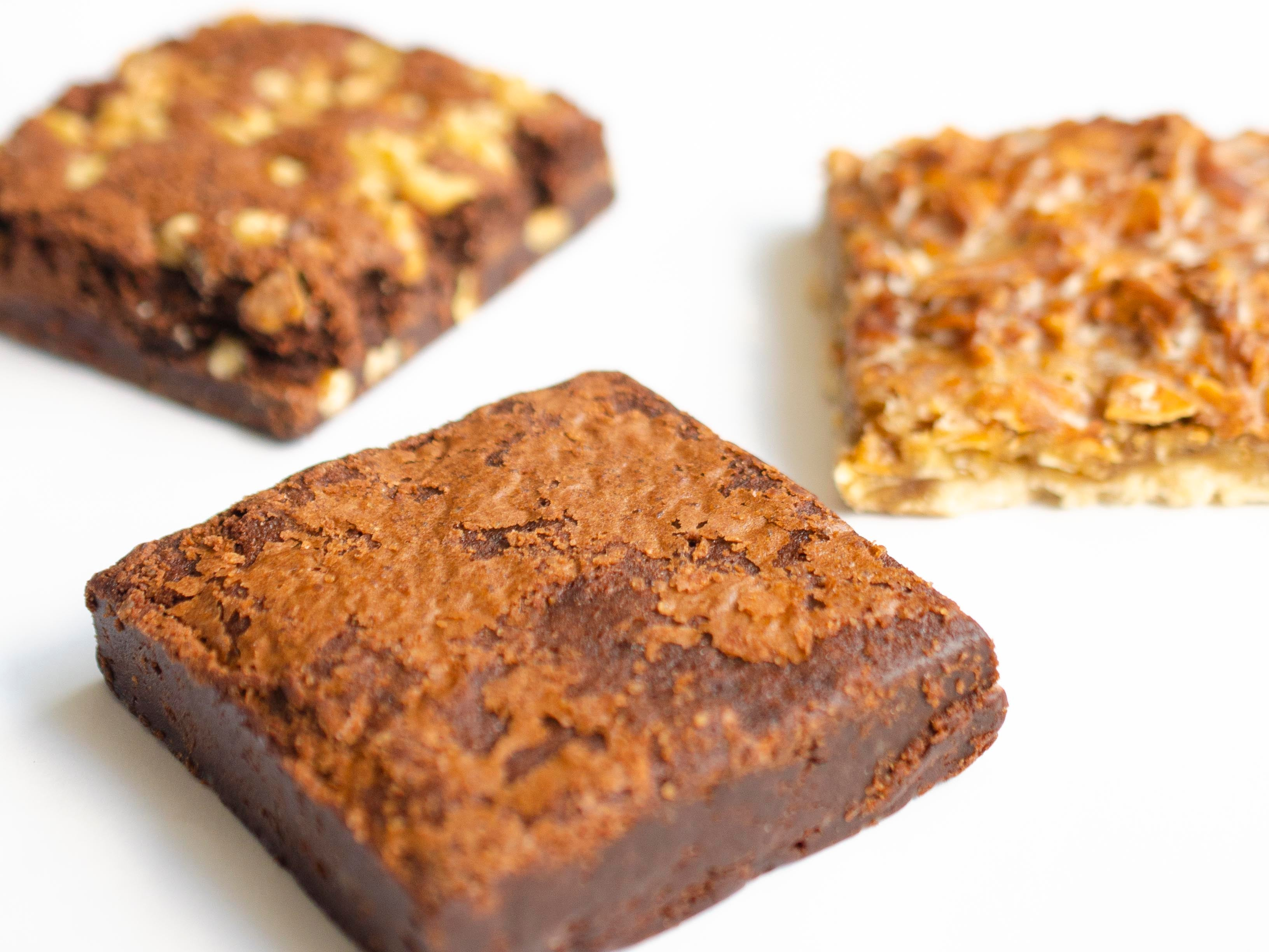 Brownie + Square Trio
