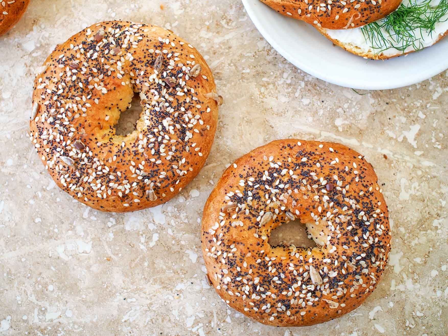 Every Seed Bagels - 5pk