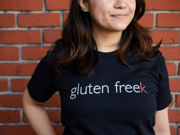 gluten-freek t-shirt