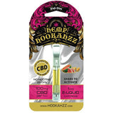 Hookahzz - Hemp CBD E-Liquid Prefilled Cartridge 100mg