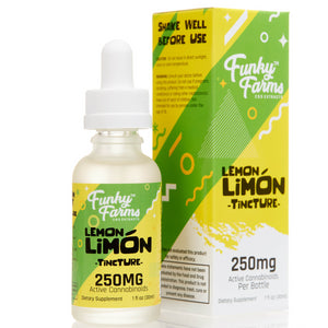 Funky Farms - Lemon Limon Tincture