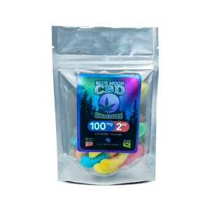 Blue Moon Hemp - CBD Gummies 2oz