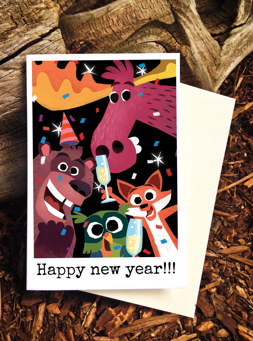 Happy New Year! Card