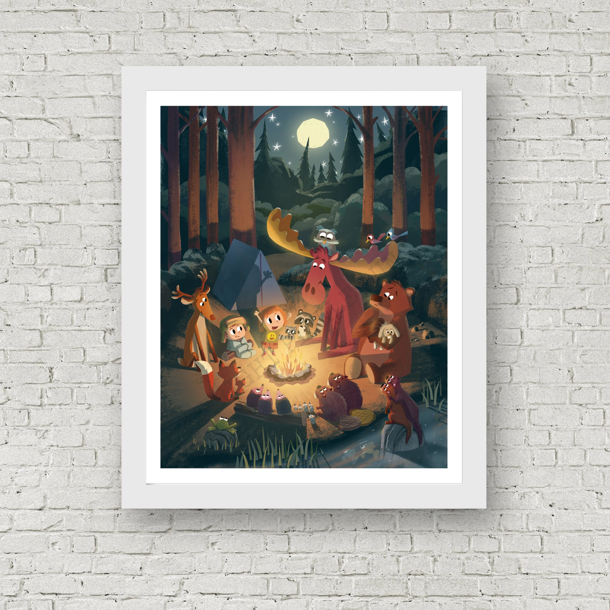 Campfire Fables