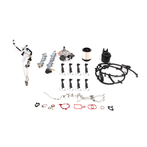 2011- 2014.5 Ford PowerStroke 6.7L F Series F250/350/450 Contamination Kit