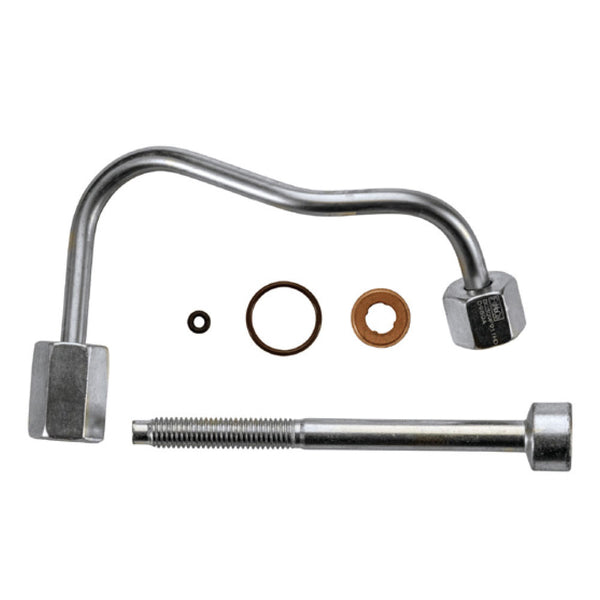 2011-2015 Ford Powerstroke 6.7L F-Series Injection Line and O-Ring Kit for Cylinders 1,2,7,8 - Diesel Parts Canada