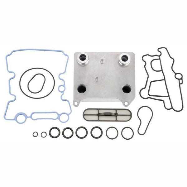 Ford PowerStroke 6.0L 2003-2007 F Series, Excursion and 2004-2010 E Series Engine Oil Cooler Kit - Diesel Parts Canada