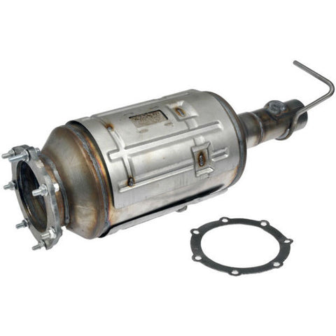 2008-2010 Ford 6.4L PowerStroke F-350/F-550 Narrow Frame Diesel Particulate Filter (DPF) - Diesel Parts Canada