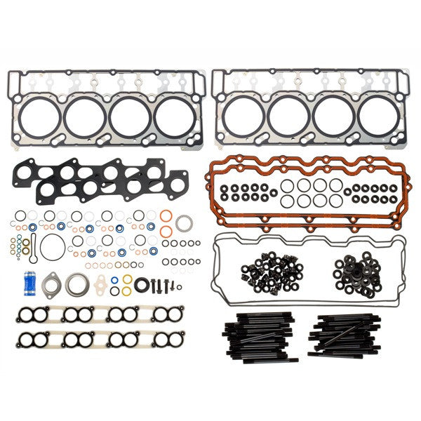 Ford PowerStroke 6.0L 2003-2006 F Series, Excursion and 2004-2006 E Series Head Gasket Kit with ARP Studs - Diesel Parts Canada