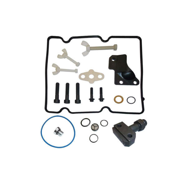 Ford PowerStroke 6.0L 2004.5-2007 F Series & 2004.5-2010 E Series Upgraded STC HPOP Kit - Diesel Parts Canada