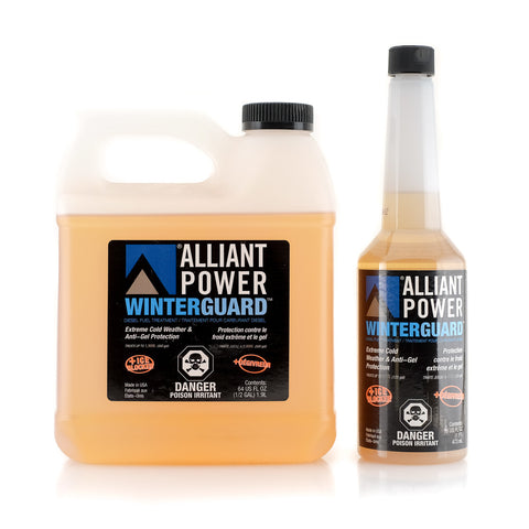 Alliant Power WINTERGUARD™ Diesel Fuel Treatment