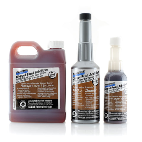 Stanadyne Performance Formula Injector Cleaner Diesel Fuel Additive