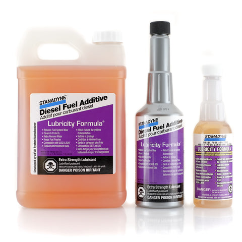 Stanadyne Lubricity Formula Diesel Fuel Additive - Diesel Parts Canada