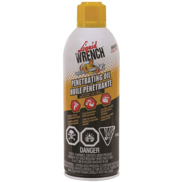 Liquid Wrench 170 Gram Aerosol Can of Penetrating Oil