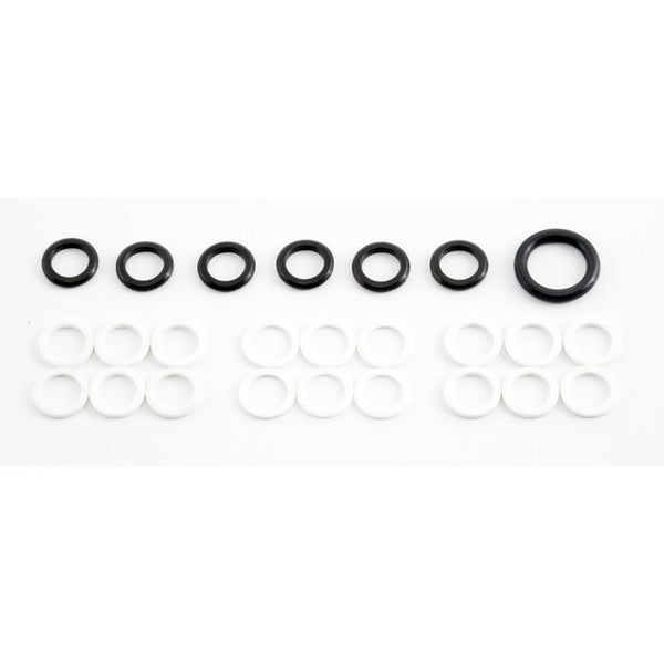2004-2006 Navistar DT466 / 570, HT570, 2007-2010 Navistar MaxxForce DT / 9 / 10 High-Pressure Oil Rail Seal Kit - Diesel Parts Canada