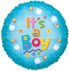 "18"" It's A Boy Balloon"
