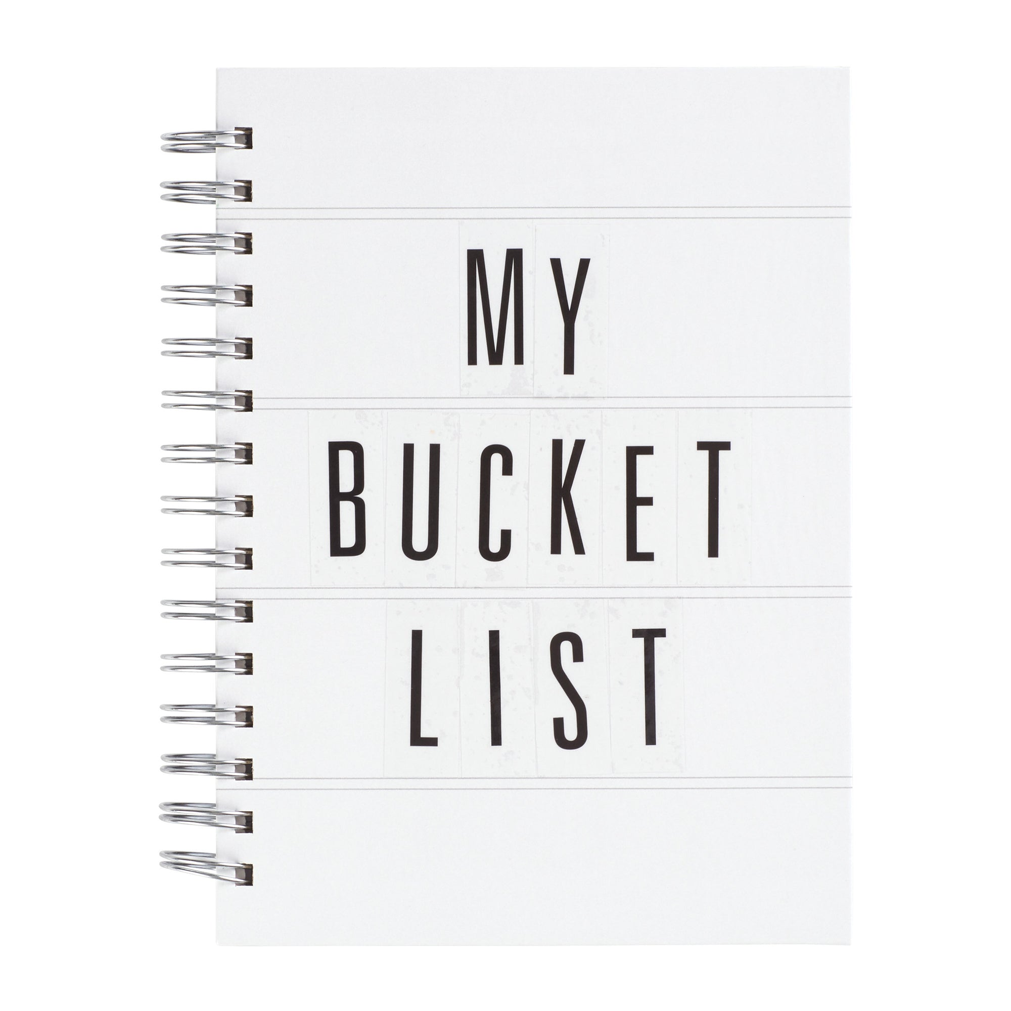 My Bucket List