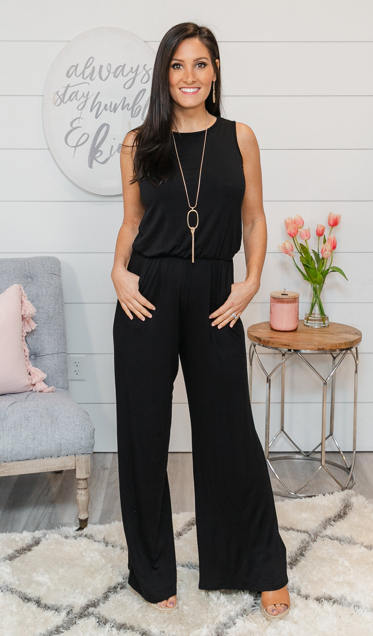 9827d3172d45 Day To Night Jumpsuit