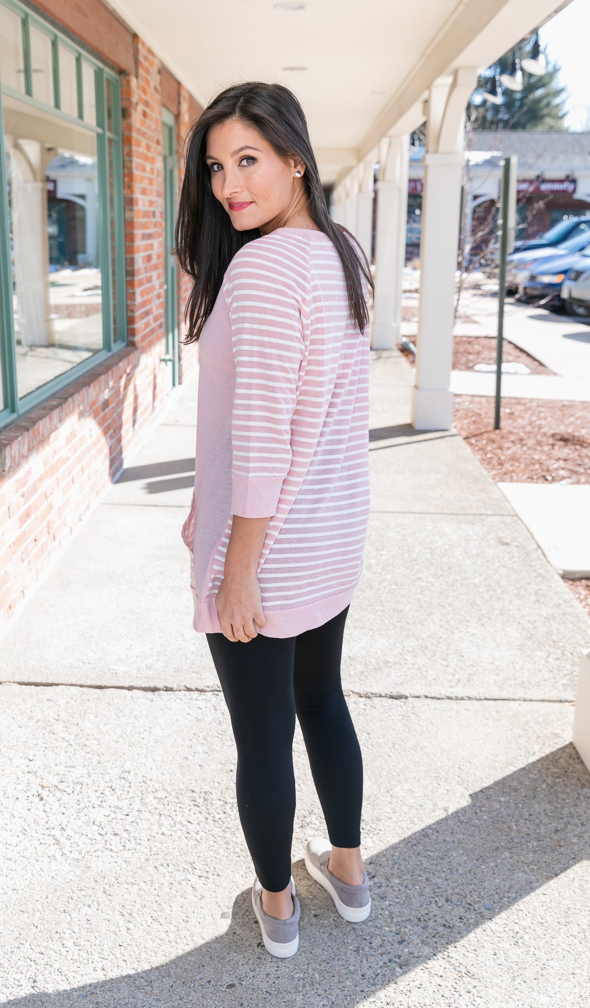Crushing On You Tunic, Pink