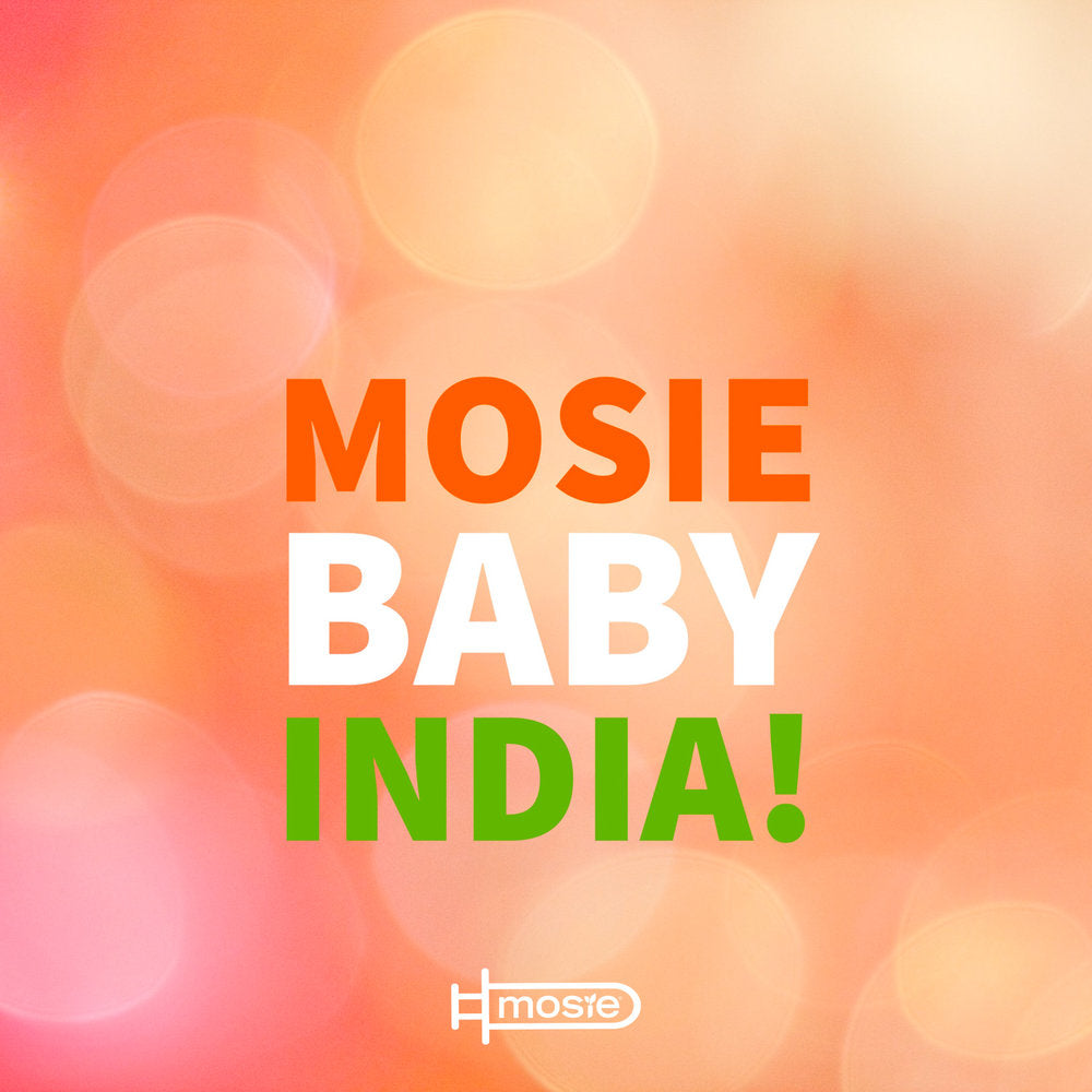 graphic reading mosie baby India